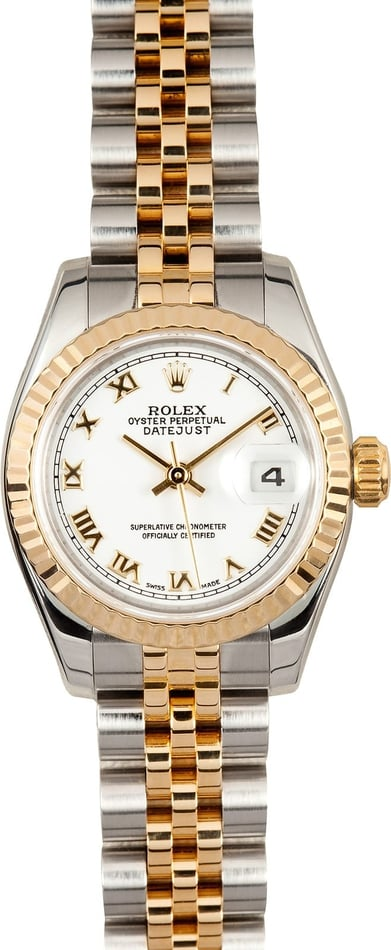Two Tone Lady Datejust 179173