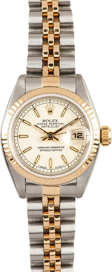 Ladies Rolex Oyster Perpetual 69173