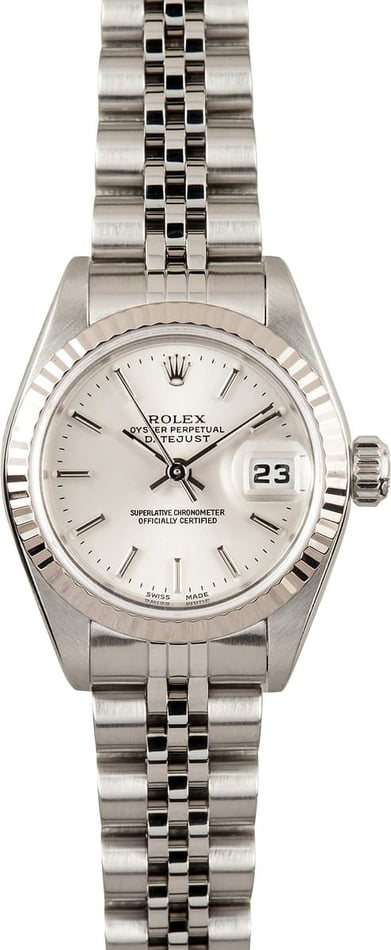 Ladies Rolex Oyster Perpetual 79174