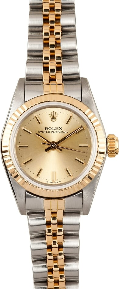 Lady Rolex Oyster Perpetual 67193