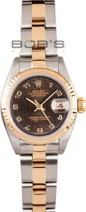 Used Ladies Rolex Oyster Perpetual DateJust Model 69173