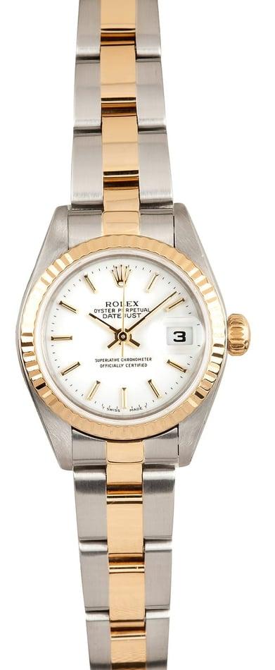 Ladies' Rolex Datejust 79173