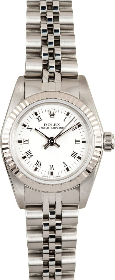 Ladies Rolex Perpetual Model 76094