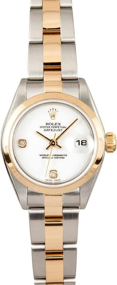 Ladies Diamond Rolex DateJust