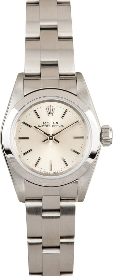 Lady Rolex Oyster Perpetual 67180