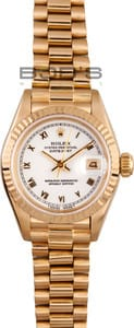 Pre-Owned Rolex Ladies President Watch Model 69178
