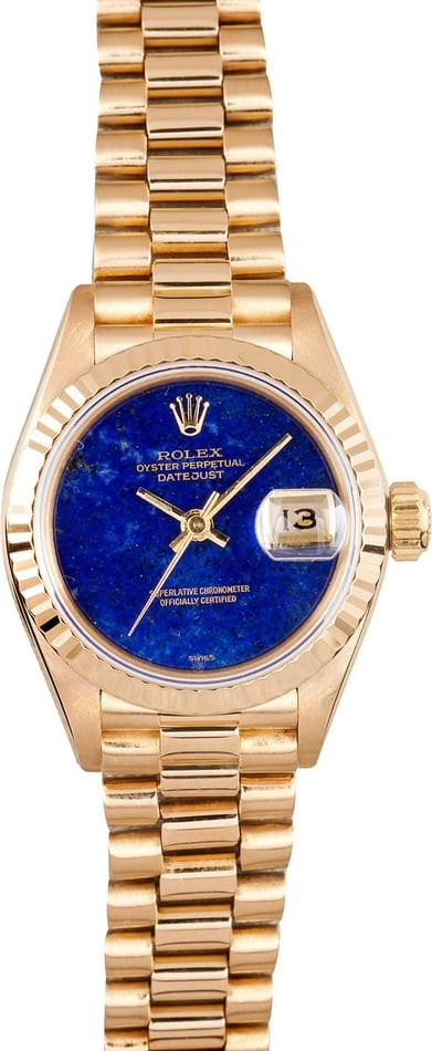 Rolex Ladies President Watch 69178