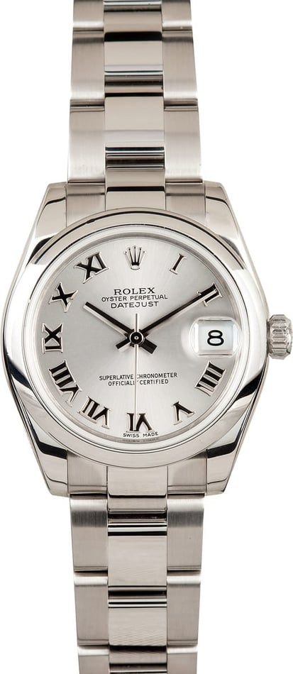Rolex Midsize Ladies Datejust 178240