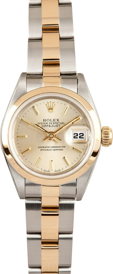 Ladies Rolex Oyster Perpetual 76193