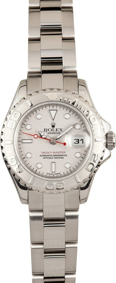 Lady Rolex Yachtmaster 169622