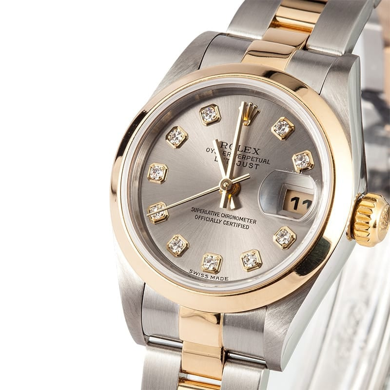 Lady Rolex Datejust 79163 2