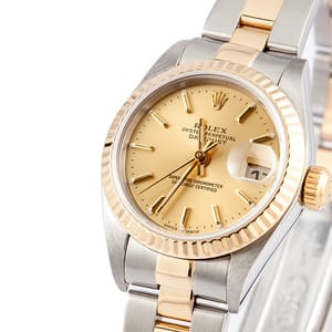 Used Ladies Rolex Datejust Oyster Perpetual 79173