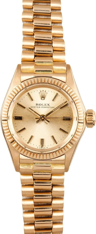 Lady Rolex Oyster Perpetual