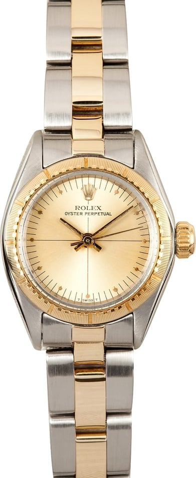 Ladies Rolex Oyster Perprtual 6724