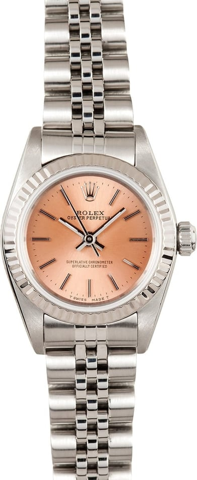 Pre-Owned Ladies Rolex Perpetual 76080