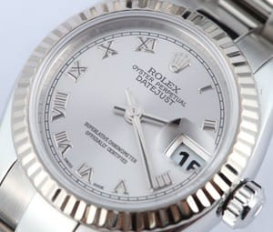 Used Rolex Ladies DateJust 179174