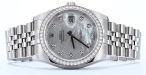 Rolex 116244 Mother of Pearl Diamond