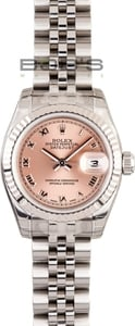 Ladies DateJust 179174 Roman Dial