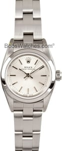 Pre-Owned Ladies Rolex Perpetual Model 76080