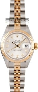 Pre-Owned Ladies Rolex DateJust Diamond Dial 79173