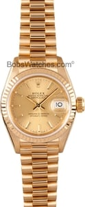 Lady Rolex President Watch Model 69178