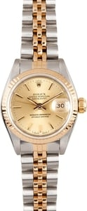 Used Rolex Ladies Oyster Perpetual Date 67193