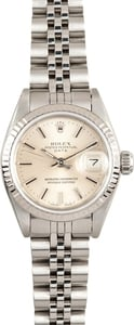 Rolex Ladies Datejust 6917 steel