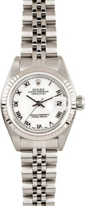 Used Ladies Rolex DateJust 79174