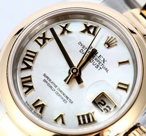 Rolex Pre-Owned Ladies Datejust Watch 179163