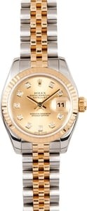 Rolex Ladies Diamond Dial 179173