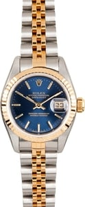 Rolex Datejust Ladies Two Tone 79173