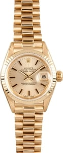 Rolex Lady President Watch Model 6917
