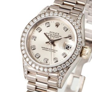 Ladies Rolex President Watch 69159