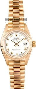 Rolex Lady President Watch Model 69178
