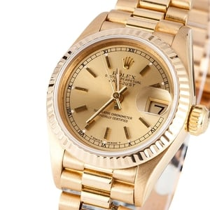 Rolex Ladies Datejust 69178