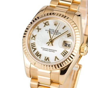 Rolex Ladies President 179178 Mother of Pearl