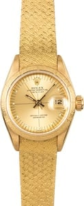 Rolex Ladies Cocktail 18K