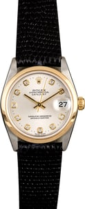 Rolex Mid-size Datejust 78243 Diamond Dial