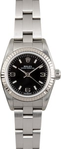 Ladies Rolex Oyster Perpetual 76094