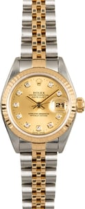 Rolex Datejust Ladies 79173 Diamonds