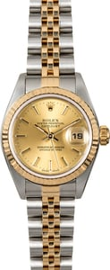Datejust Ladies Rolex 69173 TT