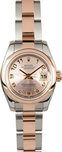 Rolex Lady-Datejust 179161 Concentric Dial