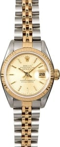 Rolex Lady-Date 69173 Two-Tone Jubilee