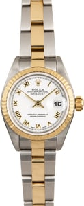 Ladies Rolex Datejust Watch 79173 Oyster
