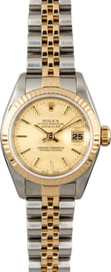 Used Rolex Datejust 79173 Ladies Watch