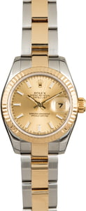 Rolex Lady Datejust New Model 179173