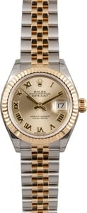 Rolex Lady-Datejust 28MM 279173 Factory Stickers