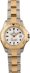 Used Rolex Ladies YachtMaster 169623 White Dial