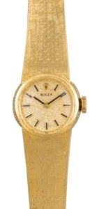 Pre-Owned Vintage Ladies Rolex Cocktail