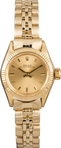 Rolex Lady Oyster Perpetual 6619